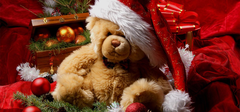 Kerstboom kerstgeschenk in Lisse